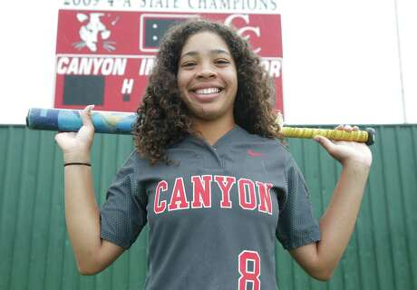 Aliyah Pritchett at Canyon High School on June 11, 2019.