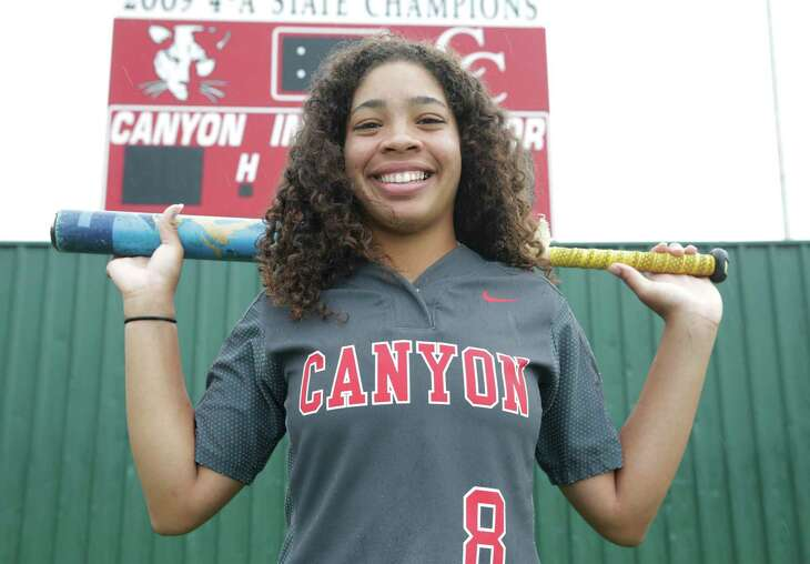 Aliyah Pritchett at Canyon High School on June 11, 2019.