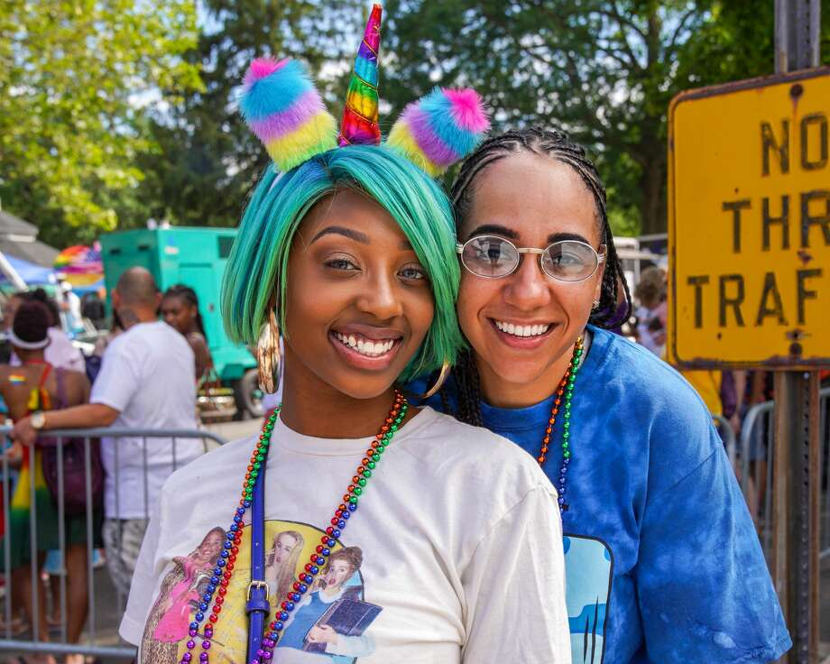 Middletown held its first Pride Festival and Parade to celebrate the LGBTQ community on June 15, 2019. Were you SEEN? Photo: Kaylah Gore