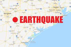 The U.S. Geological Survey has confirmed that a 3.6-magnitude earthquake hit an Eagle Ford Shale town about 44 miles southeast of San Antonio.