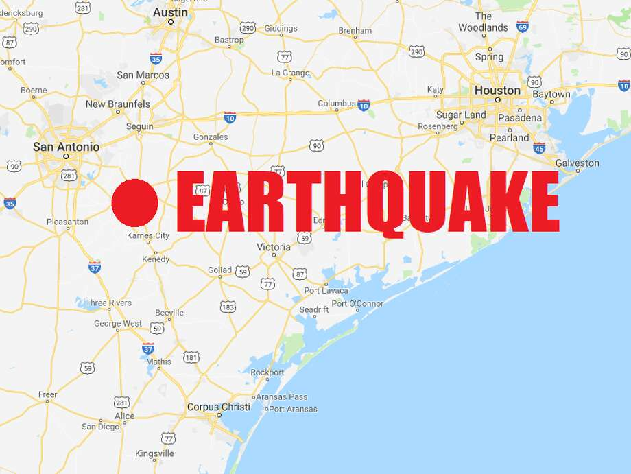 The U.S. Geological Survey has confirmed that a 3.6-magnitude earthquake hit an Eagle Ford Shale town about 44 miles southeast of San Antonio. Photo: Houston Chronicle