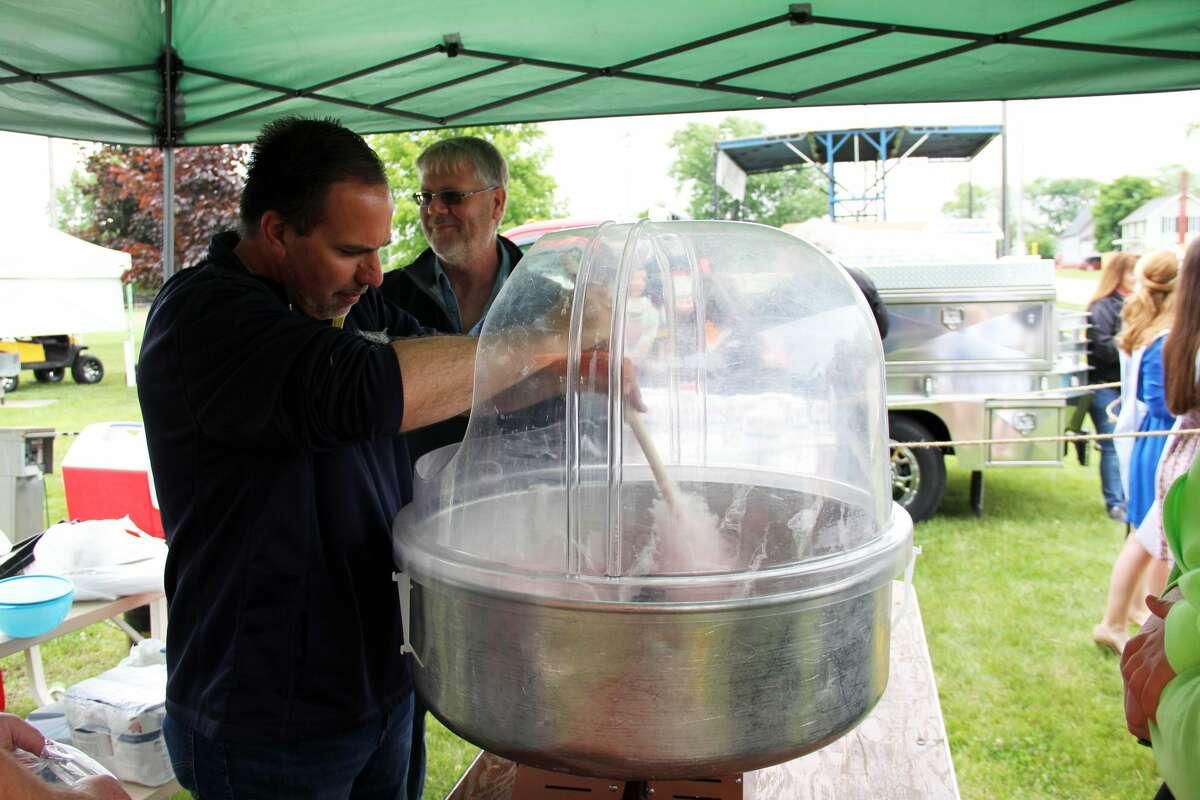 The annual Michigan Sugar Festival concludes Sunday in Sebewaing.
