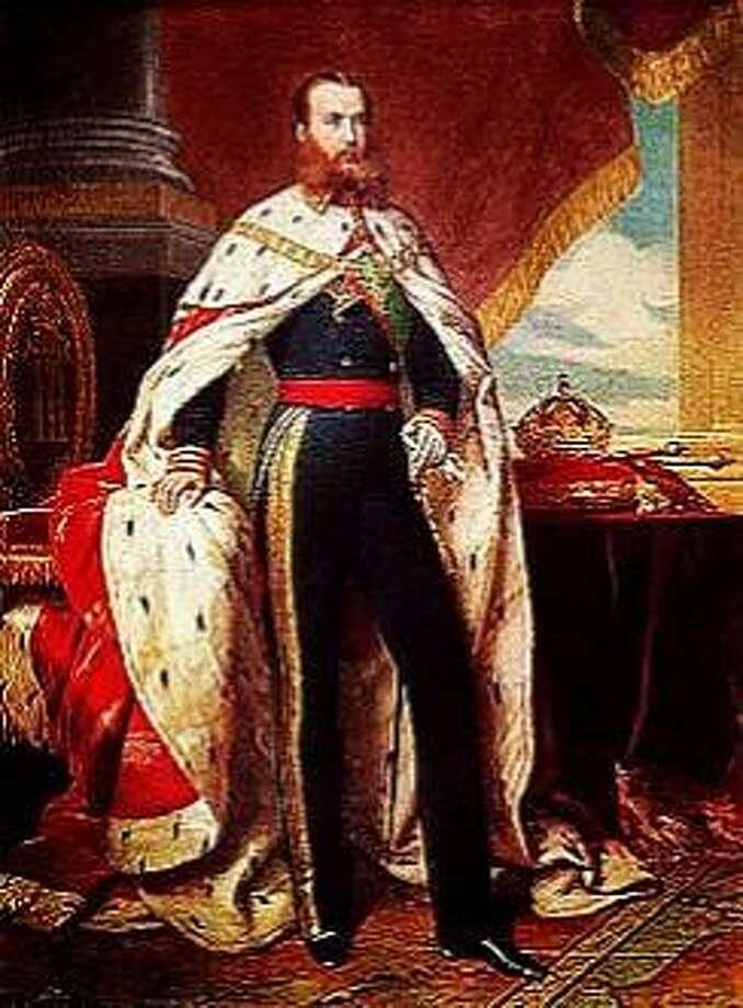 Maximiliano de Habsburgo Photo: Foto De Cortesía