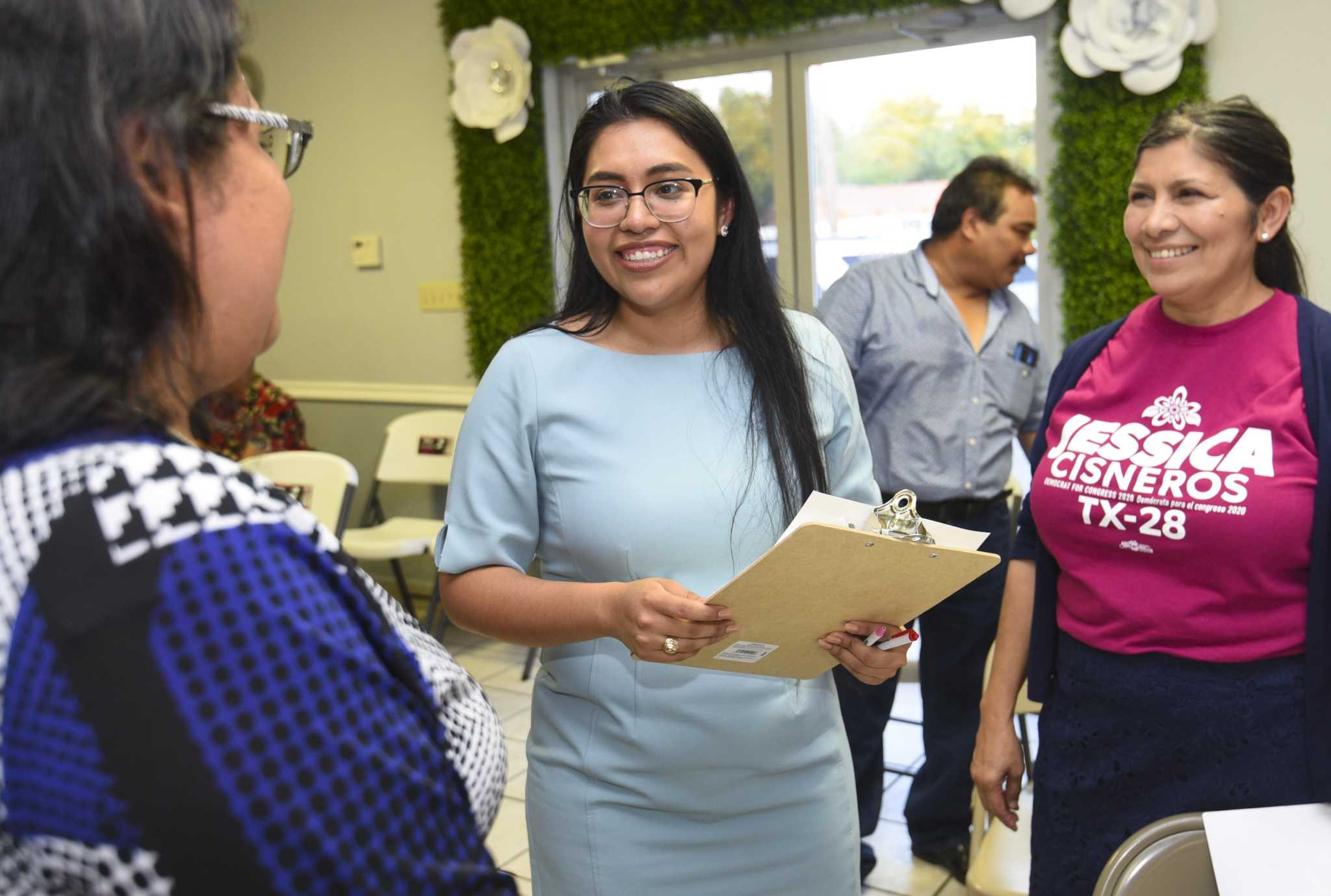 Candidate reflects on days following campaign launch