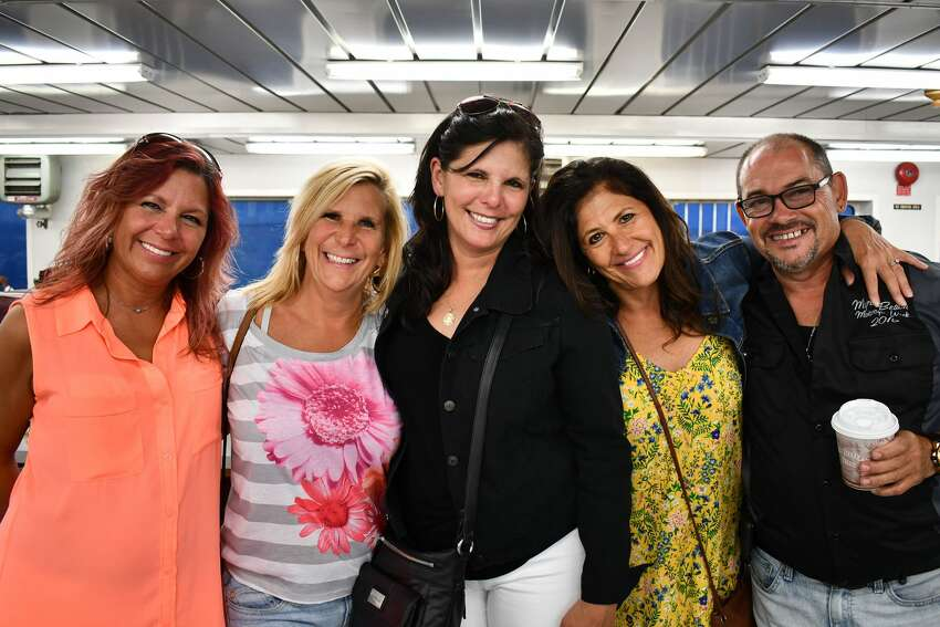 The Barnum Festival's annual Barnum Sails the Sound event took place June 15, 2019 on the Bridgeport Ferry. Guests enjoyed views, dinner and dancing. Were you SEEN?