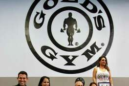 The Laredo native Tania Sillas won the Gold's Gym 12-Week Challenge in South Texas and at the national level for the female division of those aged 30-39.