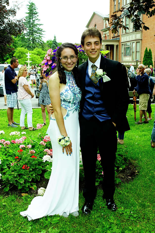 Were you Seen at the Ballston Spa Senior Prom at the Saratoga Springs City Center on June 15, 2019? Photo: Ken Wright