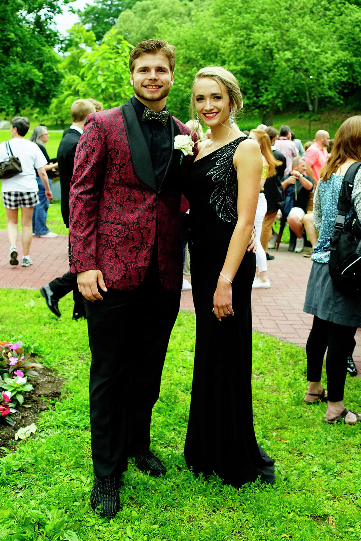 Were you Seen at the Ballston Spa Senior Prom at the Saratoga Springs City Center on June 15, 2019?