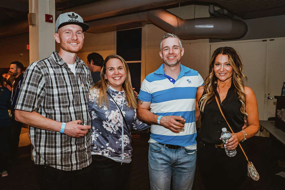 Were you Seen at Drink Saratoga, a pop-up New York State craft beverage tasting event, at the Saratoga Automobile Museum in Saratoga Springs on June 14, 2019? Photo: Kiki Vassilakis