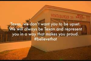 Fans take to Twitter to react to news of Whataburger ownership changing hands.