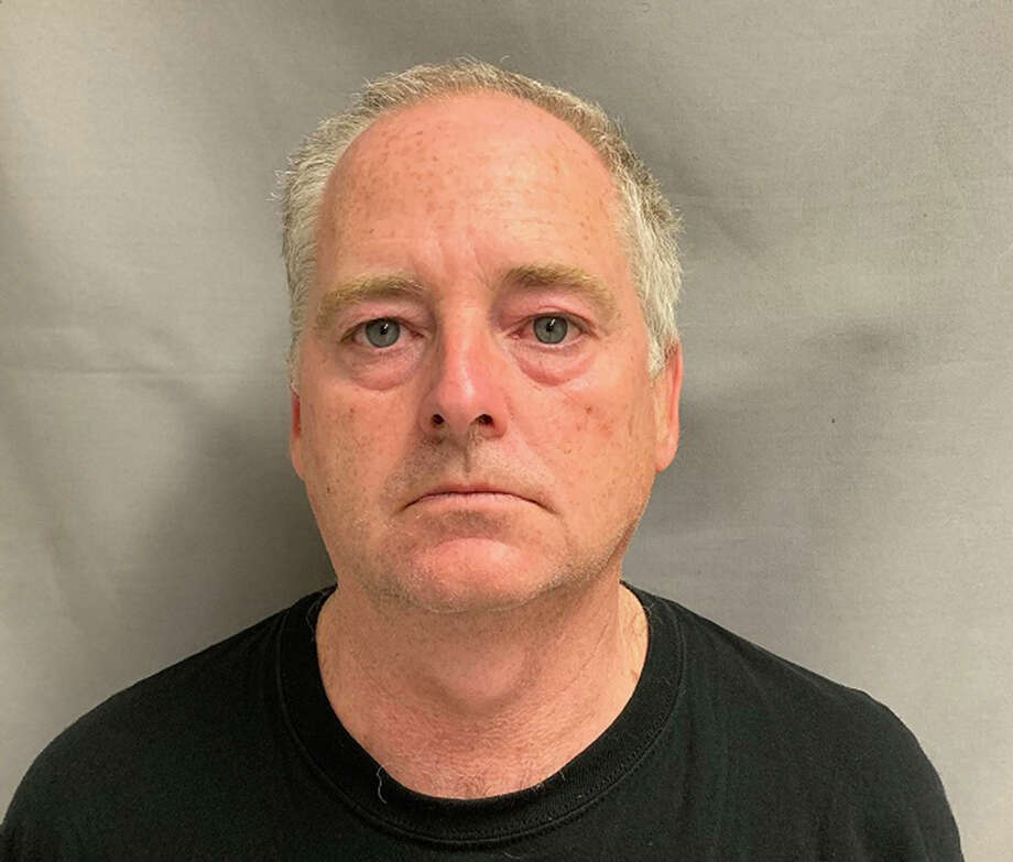 Timothy Ervin Trivett, 54, of Yorktown, Va., is charged with impersonating a police officer. Photo: Courtesy Of Maryland State Police / Courtesy of Maryland State Police
