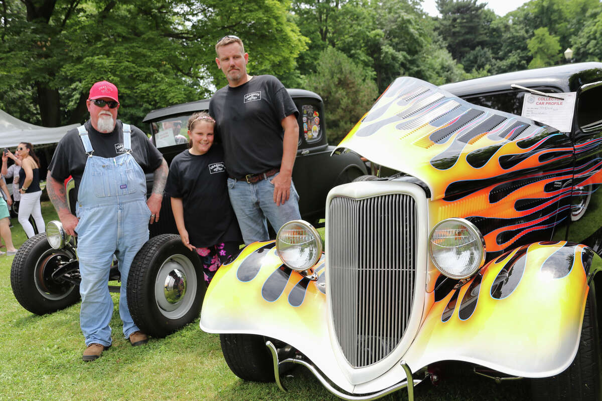 The New England Auto Museum's annual Father's Day Car Show on the grounds of the historic Lockwood-Mathews Mansion in Norwalk took place on June 16, 2019. Were you SEEN?