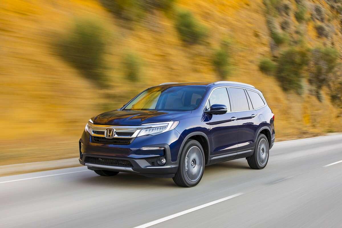9. Honda Pilot Percent of 15-year-old cars kept by original owners: 13.1%