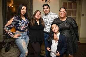 Laredoans celebrate Father's Day on Sunday, Jun 16, 2019, at La Posada Hotel's San Agustin Ballroom.