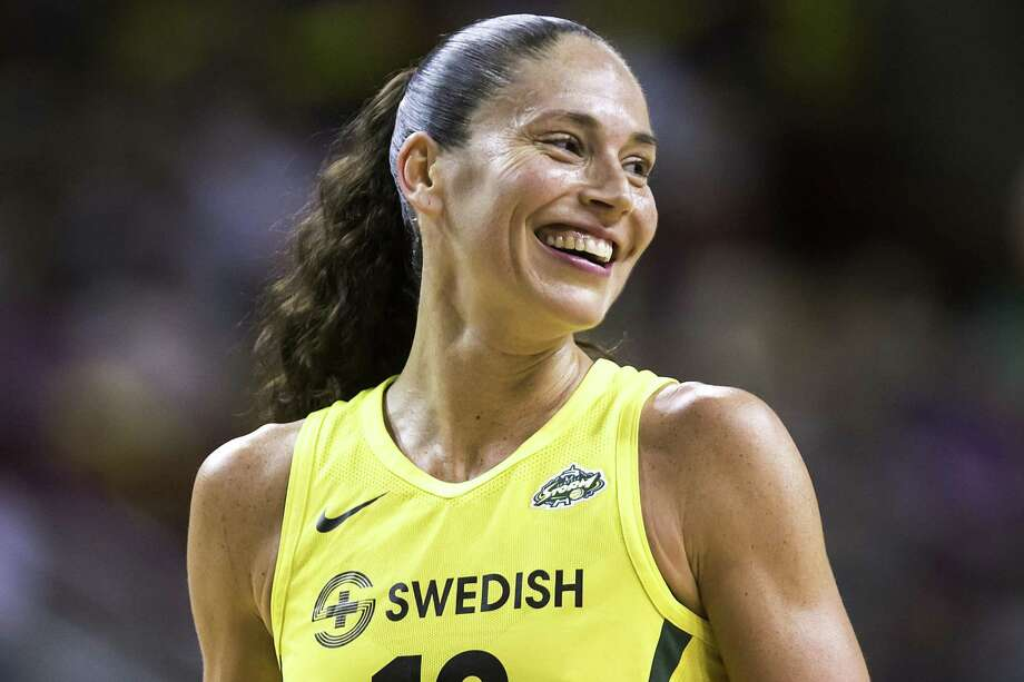 Sue Bird is hoping to return to the court this season after undergoing knee surgery in May. Photo: Associated Press File Photo / The Seattle Times