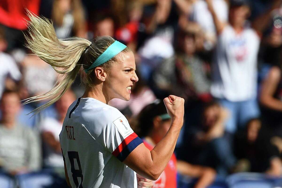 Julie Ertz's goal in the 26th minute staked the U.S. to an early 2-0 lead that proved to be insurmountable for Chile.
