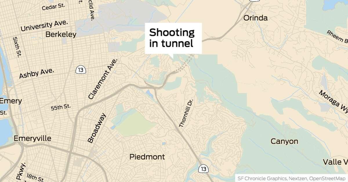 The shooting happened around 7:50 p.m. Sunday.