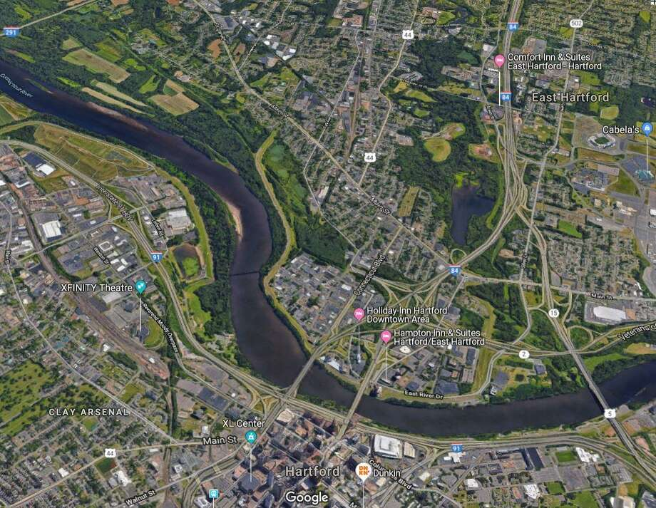 The search for a 39-year-old Hartford man who either fell or jumped from a boat in the Connecticut River on Saturday, June 15, 2019 has been suspended. Others reported that Ivan De Jesus Morales Mencia, of Hartford, either fell or jumped from a boat on the Connecticut River in East Hartford at around Photo: Google Maps
