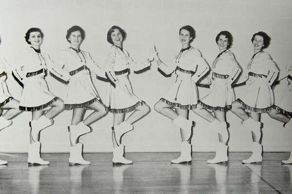 1956 Port Neches - Groves Indianettes. Photo taken Tuesday, June 11, 2019 Kim Brent/The Enterprise