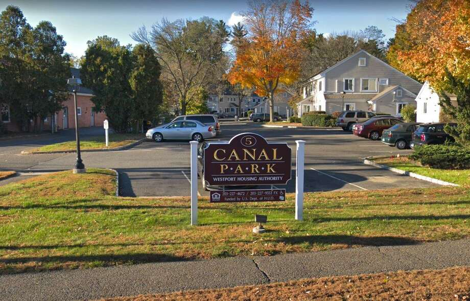 A 43-year-old Westport man has been charged after police investigated an assault at Canal Park on Sunday, June 16, 2019.William Lyons was charged with disorderly conduct. Photo: Google Street View