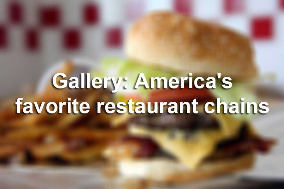 The Harris Poll's EquiTrend study monitors thousands of brands to find the best in categories like media, travel, retail, and restaurants. Click ahead to view some of America's favorite restaurant chains, according to the annual study. Photo: FILE