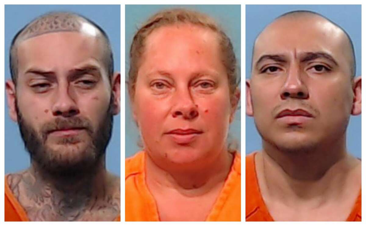 PHOTOS: Felony sex crime arrestsFour people were arrested for felony sex crimes in Brazoria County during May 2019.>>>Click through the photos to see charges of the accused...