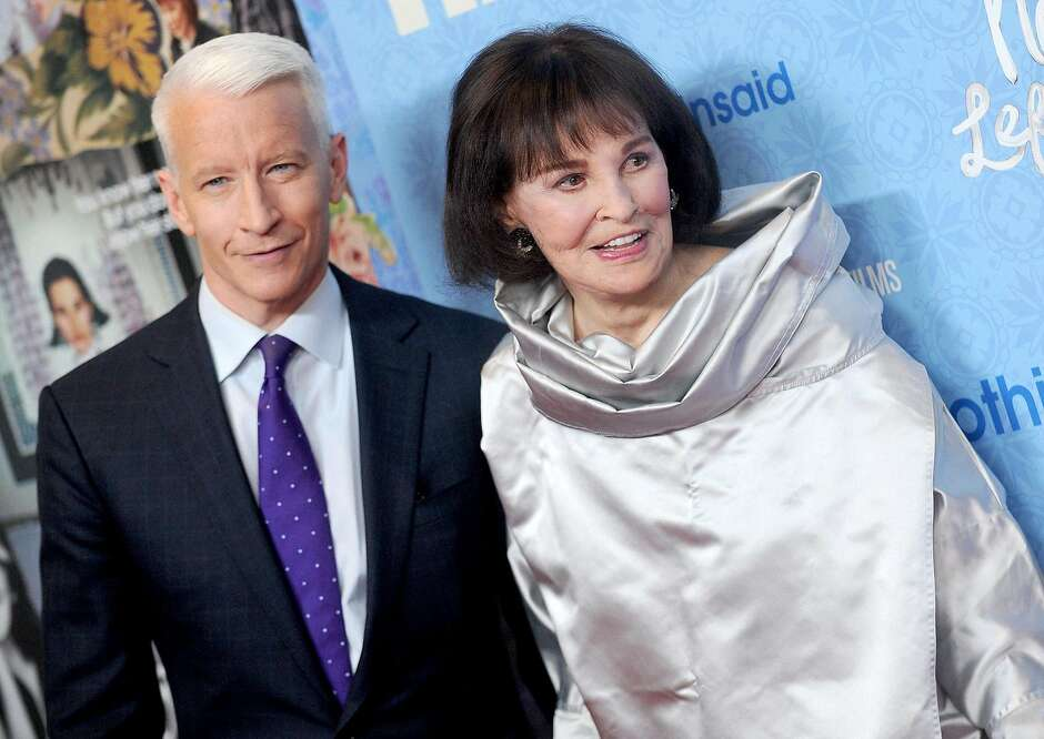Heiress, socialite and fashion pioneer Gloria Vanderbilt dies at 95