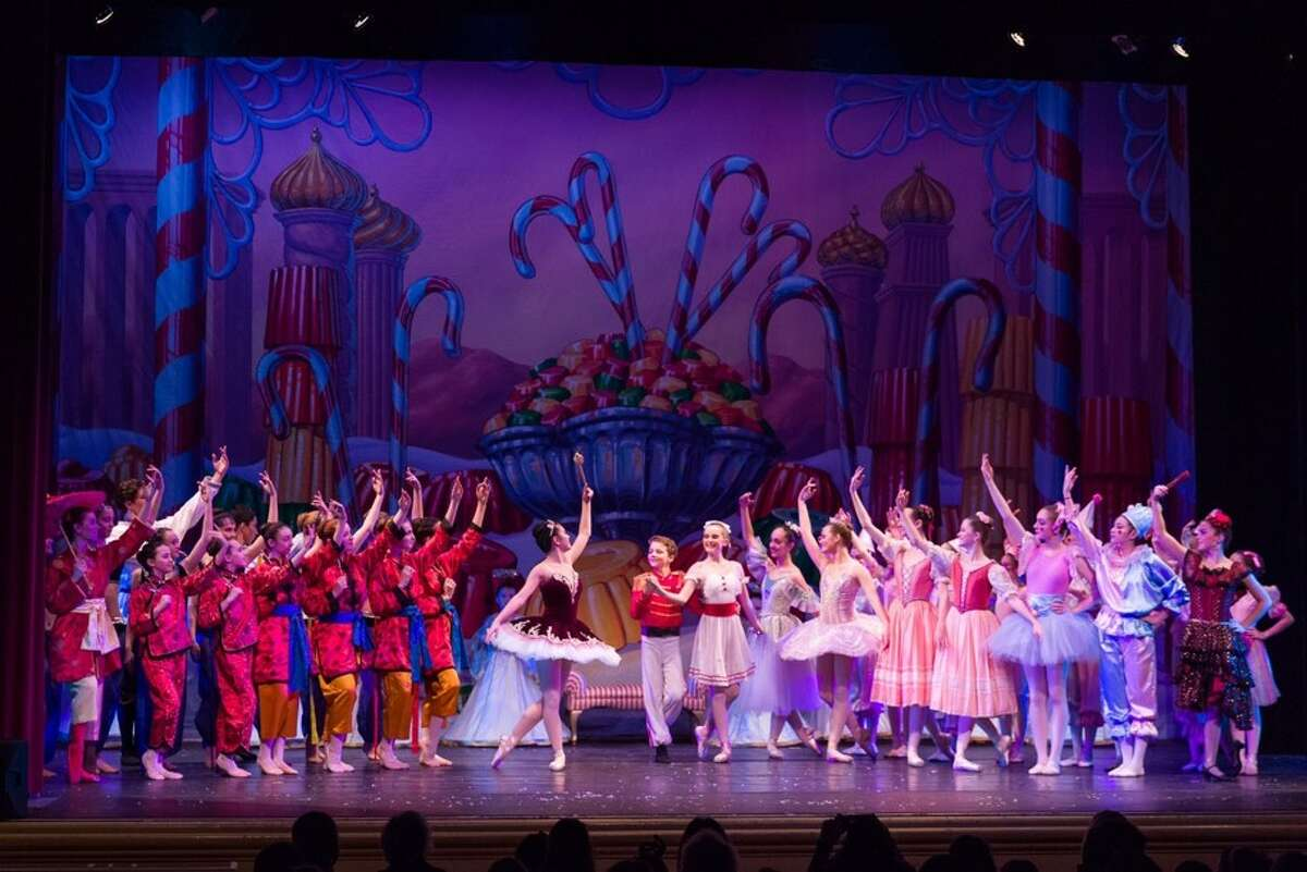 The Nutcracker will be performed this weekend at the Ridgefield Playhouse by the Ridgefield Conservatory of Dance. - Ann Charles photo