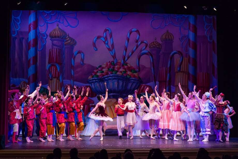 The Nutcracker will be performed this weekend at the Ridgefield Playhouse by the Ridgefield Conservatory of Dance. — Ann Charles photo