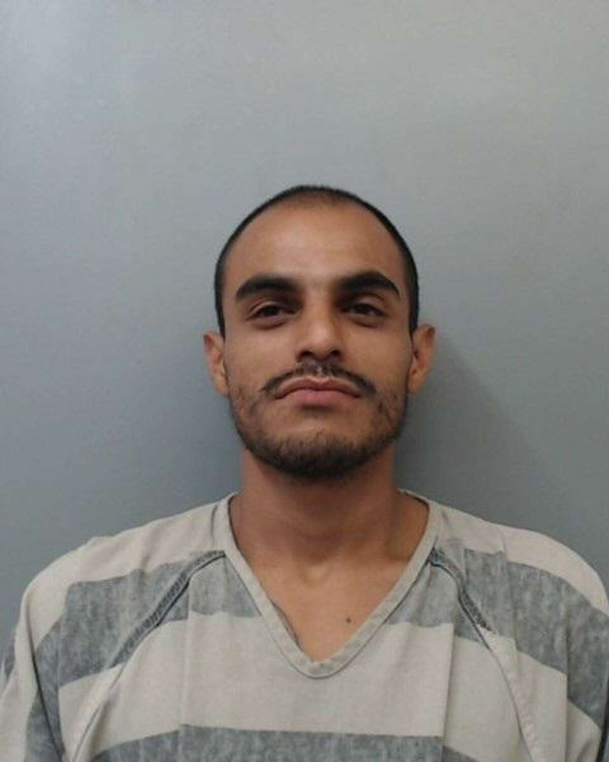 Arturo Rafael Zavala Jr., 27, was charged with theft of property.