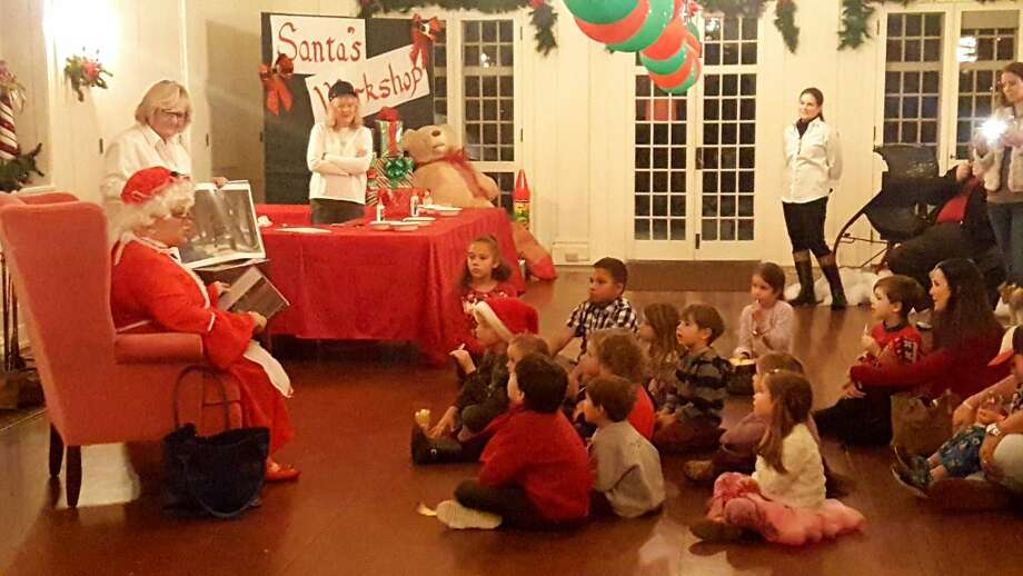 For children, there will be a fireside reading of the classic holiday story, The Polar Express, by Chris Van Allsberg, Dec. 13 and 14, from 6 to 7:30 p.m. at the Garden House at Keeler Tavern Museum & History Center.