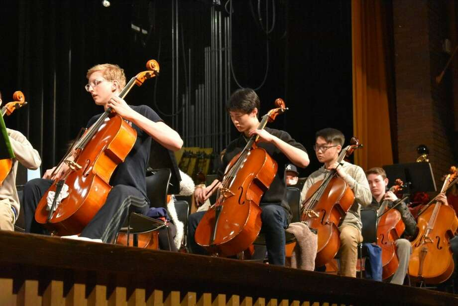 Students from Ridgefield High School's music department will perform a winter concert Wednesday, Dec. 12.