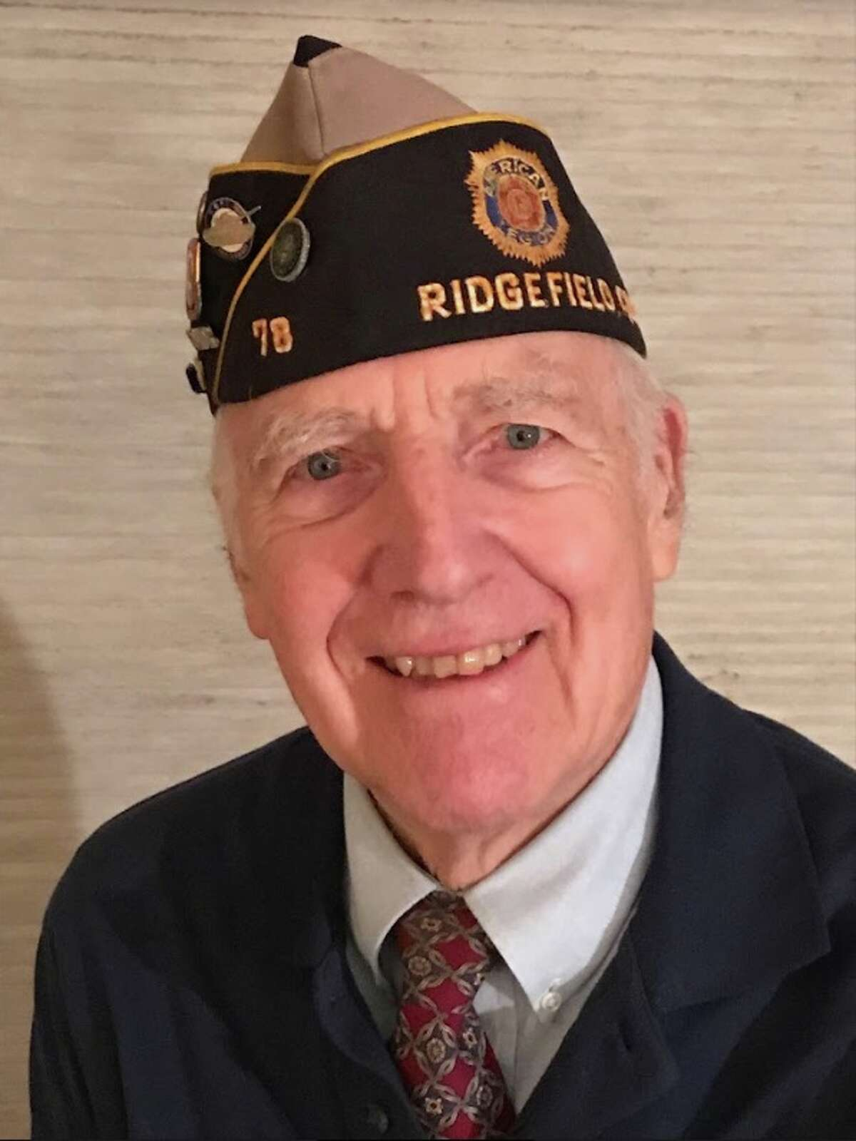 Julius Robert (Bob) Tulipani will speak at Veterans Day ceremonies Sunday at 11 a.m. by Lounsbury House.