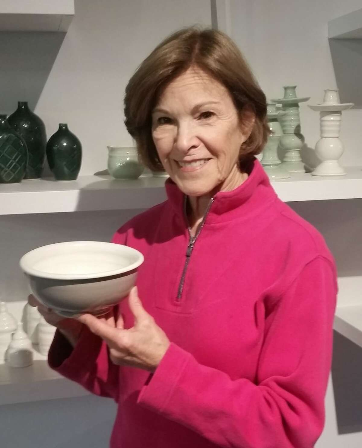 CCA member Lois Unger will display her handcrafted wares at ARTique 2018.