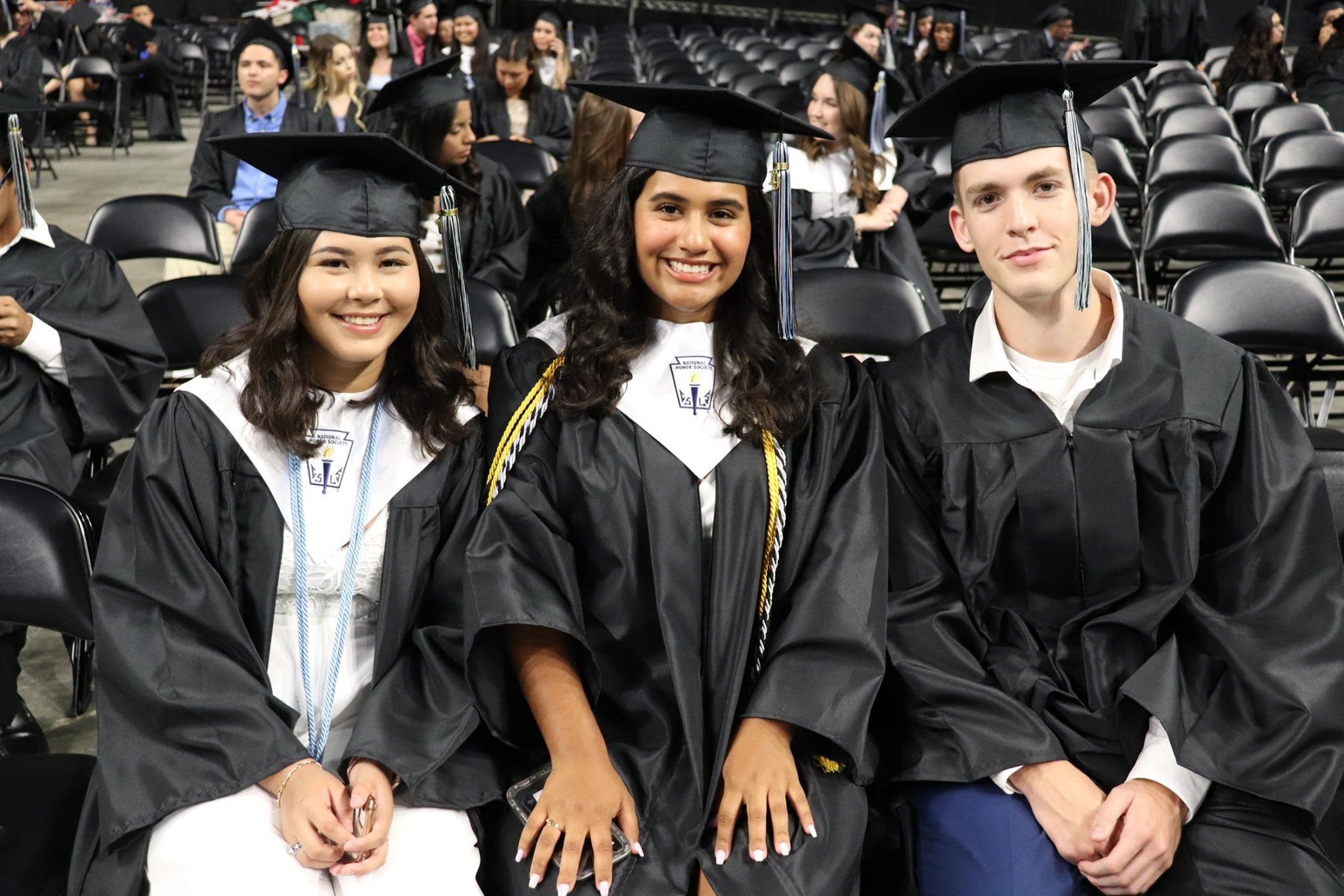Utsa Graduation 2020.Photos Harlan High School Graduates Its First Senior Class