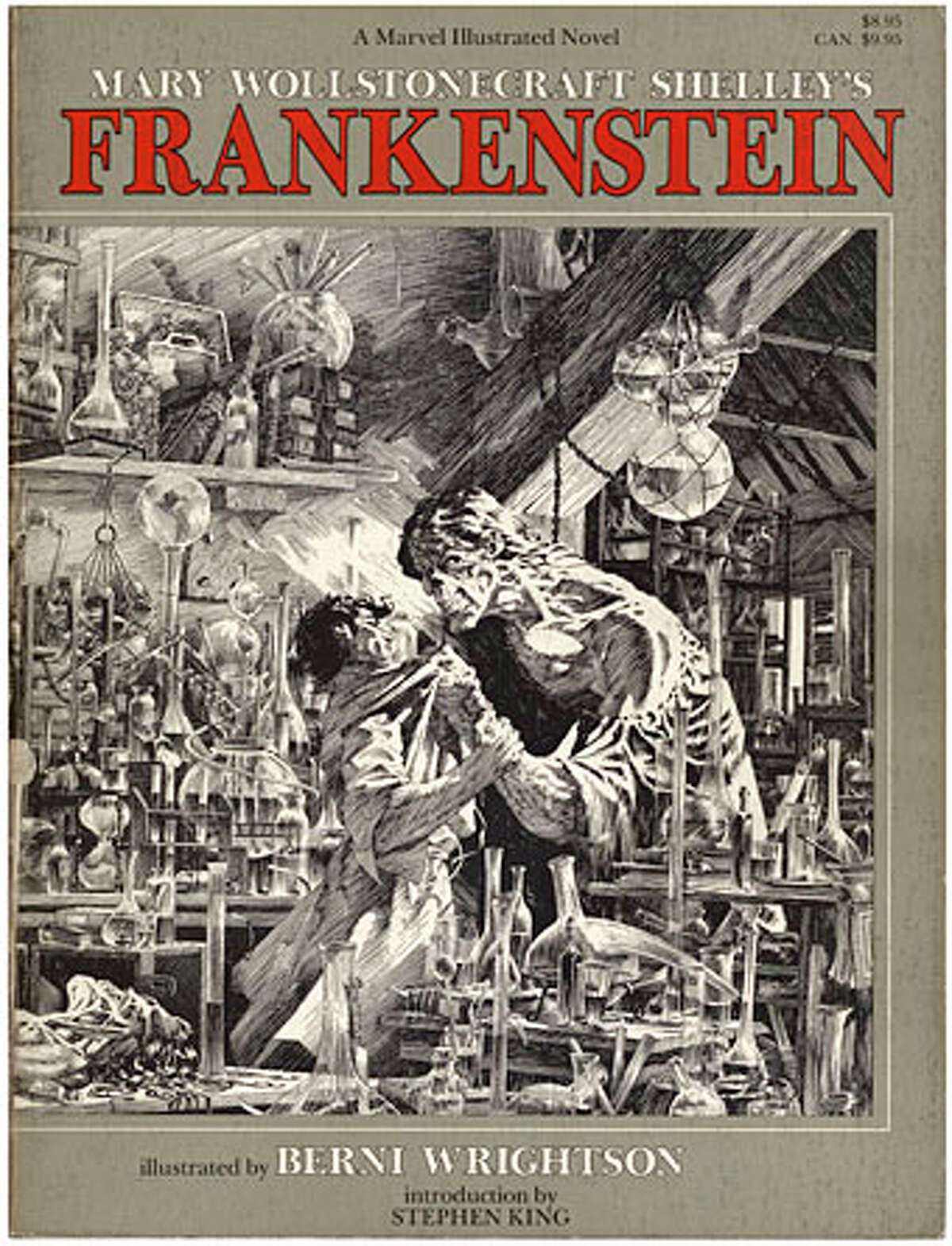 Mary Shelley's Frankenstein turns 200 this year. The Ridgefield Library is celebrating the anniversary with an array of programs.