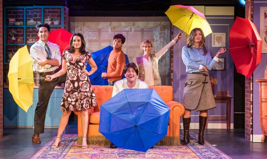 Monica, Rachel, Phoebe, Joey, Ross and Chandler are back in FRIENDS! The Musical Parody coming to The Ridgefield Playhouse on Wednesday, Oct. 24 at 8 p.m.