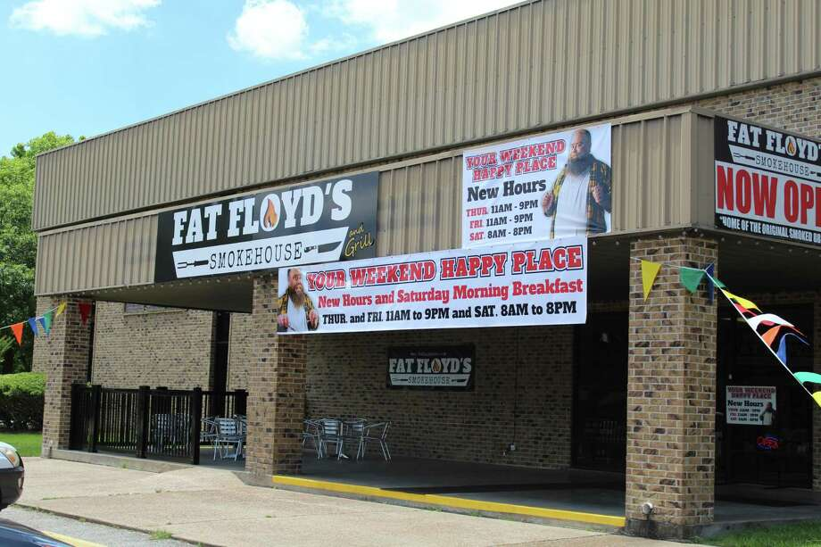 Fat Floyd's will be celebrating its one year anniversary in Aug. Photo: Marcus Gutierrez Staff Photo