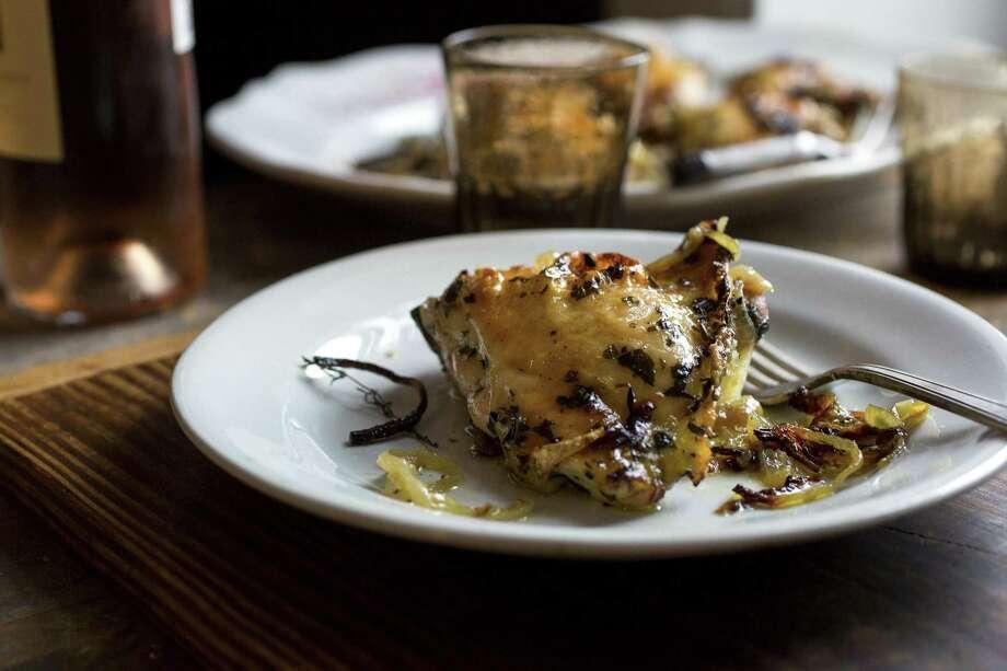 Diabetes Quick Fix: Tarragon Chicken