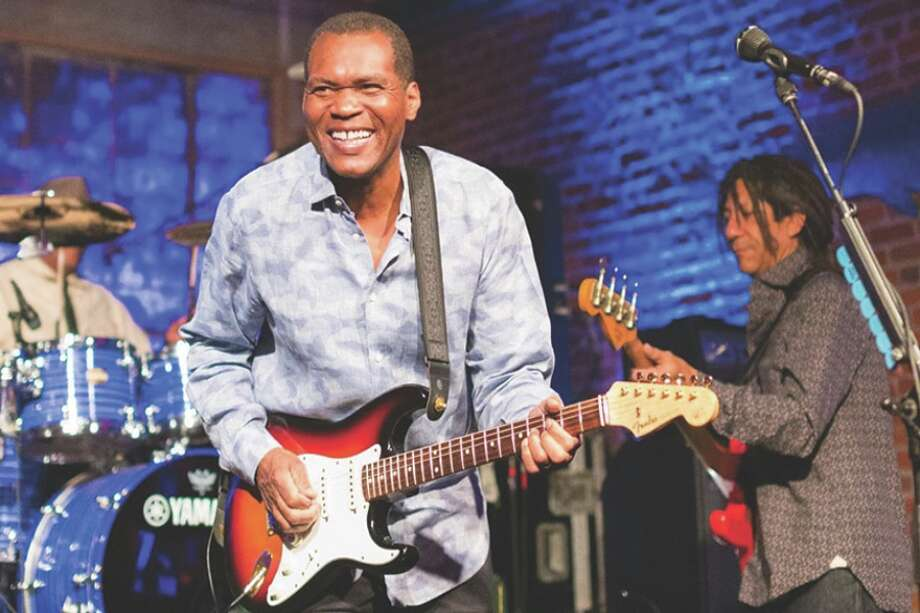 Robert Cray will perform at the Ridgefield Playhouse Saturday night as the first annual Jazz, Funk, and Blues Weekend.
