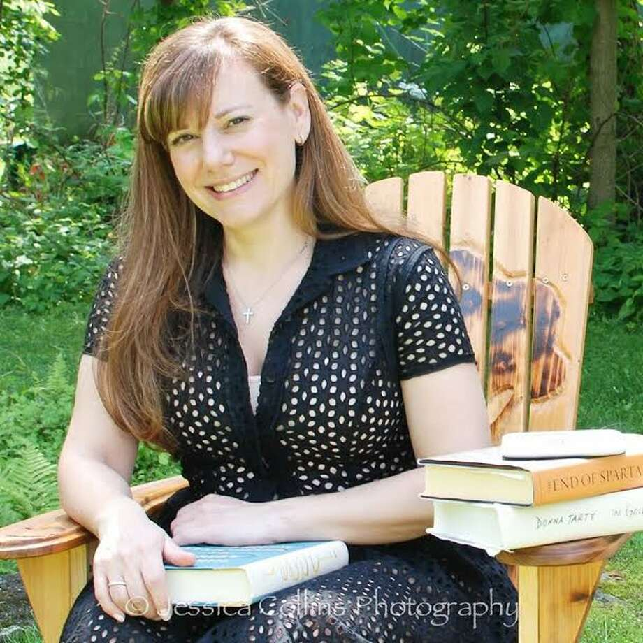 Local author Sally Allen will appear at the Ridgefield Recreation Center on Friday, Sept. 21 from noon to 1 p.m. to deliver her talk, The Health Benefits of Reading, followed by a book signing. Admission is free for center members, $10 for non-members. RSVP at 203-431-2755 or recinfo@ridgefieldct.org. — Jessica Collins photo