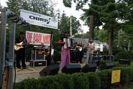 C.J. Chenier and the Red Hot Louisiana Band performing last year on the CHIRP stage.