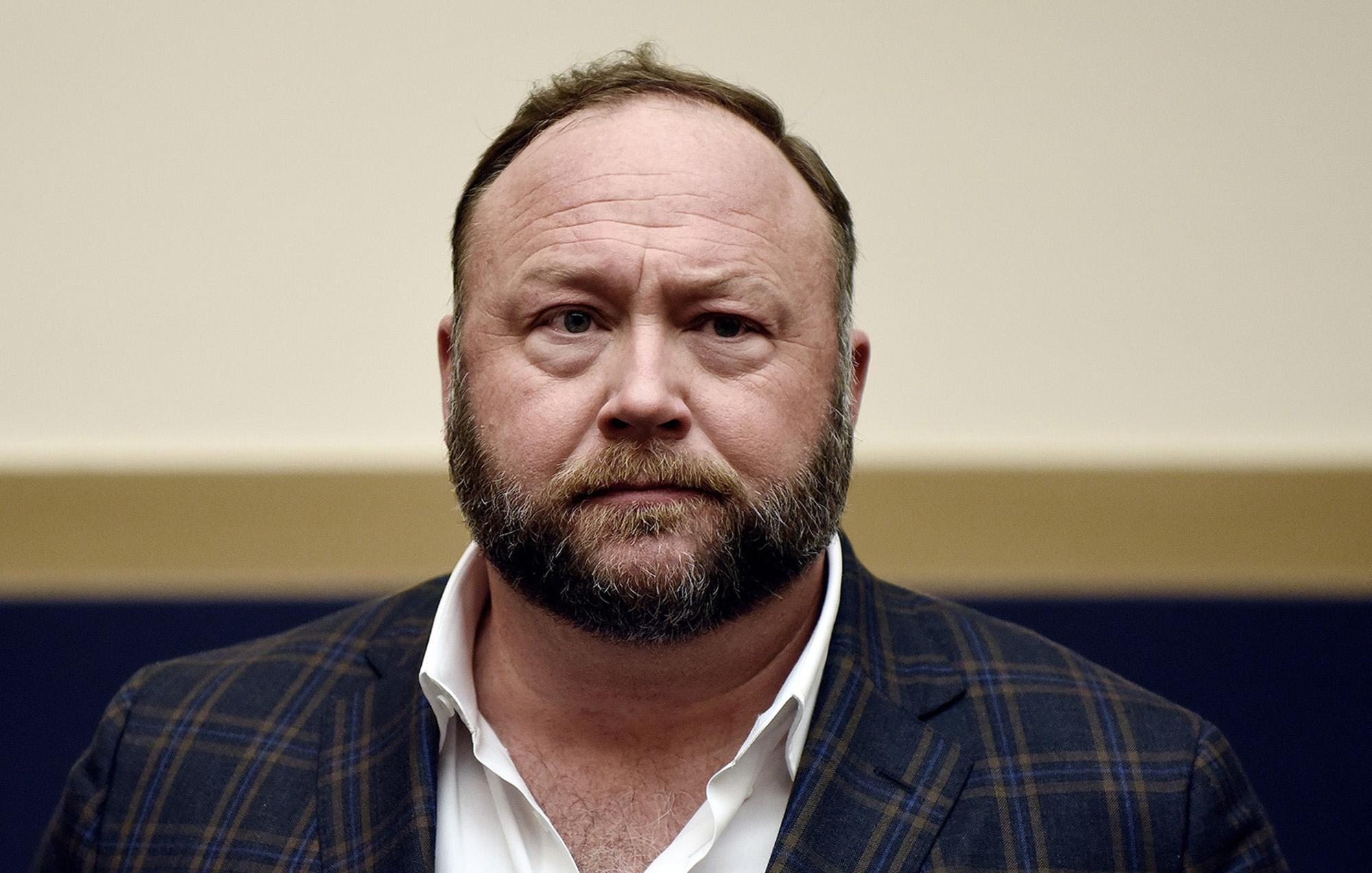 Alex Jones Porn lawyers for sandy hook families say alex jones sent them