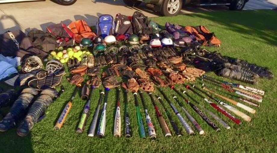 Got used baseball equipment? There's a drive going around town for you to donate.