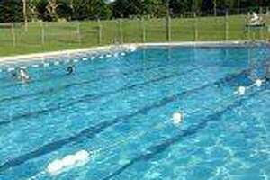 The pool at Wolfe Park in Monroe
