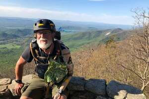 Brian Kibler is currently partway through his journey through the Appalachian Trail, a trail covering 14 states and more than 2,000 miles long, and has traveled more than 800 miles as of June 17.