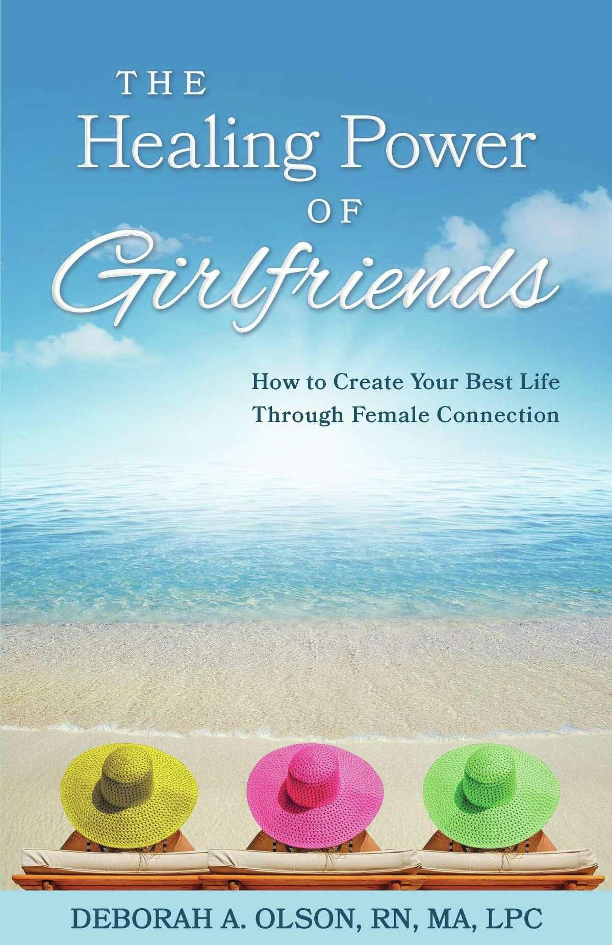 Deborah Olson of Houston has recently authored the book