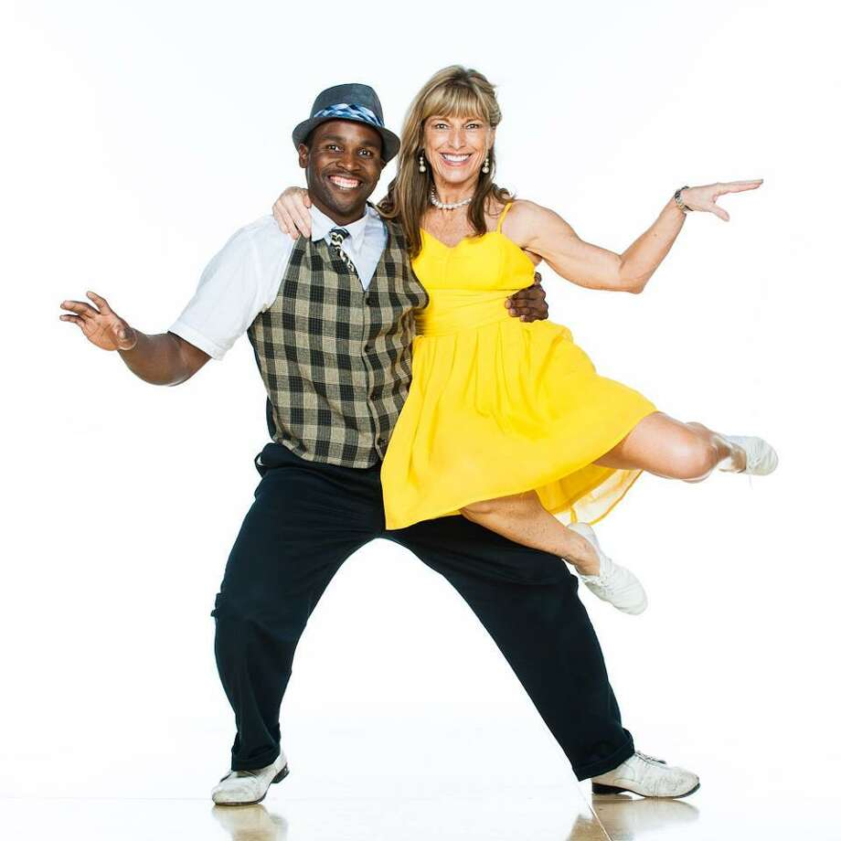 """""""Bring in the Tap Bring in the Swing"""" will feature guest artists Robin Carlson and Jerry Foote, directors of Dance Force Productions. Photo: Photo Courtesy OfEvelyn Rubenstein JCC"""