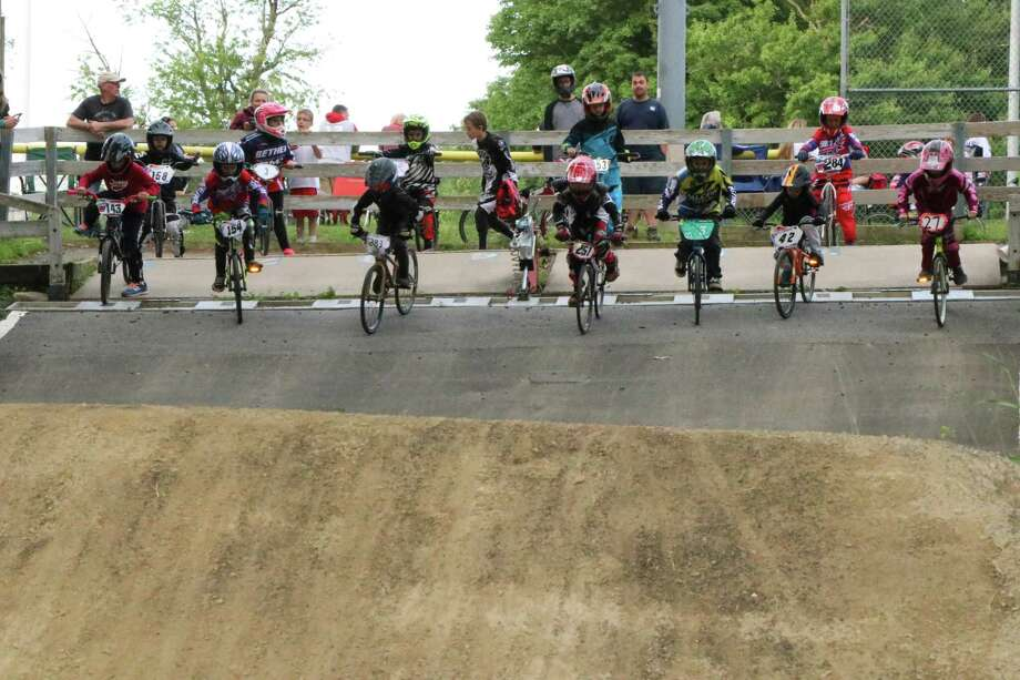 Bethel Supercross BMX Track is hosting a free Olympic Day Race on Wednesday evening. Photo: Contributed Photo / Contributed / The News-Times Contributed