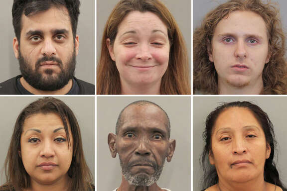 Houston police nabbed 47 people in May 2019 on felony DWI charges.    >> Click through the following gallery to see mugshots of the people who were arrested.